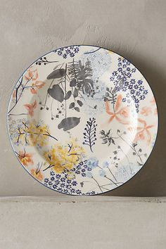 Rosie Side Plate #anthropologie