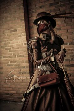 Shot at Templecon2014  Wardrobe (and modeling) by the incredibly talented Carly Monsen  Photography by M.G.Norris