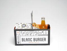 Blanc Burger