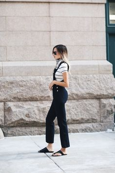 WeWoreWhat / Summer Overalls //  #Fashion, #FashionBlog, #FashionBlogger, #Ootd, #OutfitOfTheDay, #Style