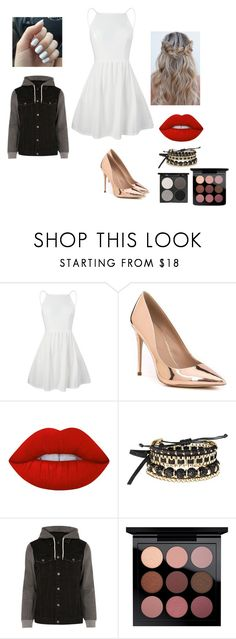 """Untitled #259"" by reka15 on Polyvore featuring ALDO, Lime Crime, Avon, River Island, MAC Cosmetics and Gorgeous Cosmetics"