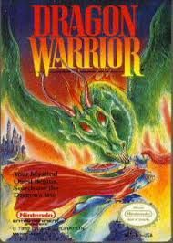 Dragon Warrior - Nes Terminé