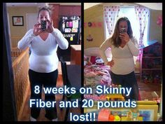 ANOTHER SKINNY FIBER SUCCESS STORY
