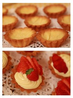 Mini Desserts, Dessert Recipes, Brazillian Food, Good Food, Yummy Food, Sweet Pie, Sweet Recipes, Sweet Tooth, Cheesecake