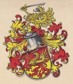 Wappen der Familie Thierer