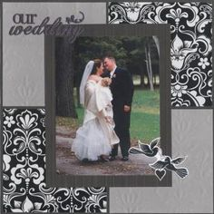 Wedding Album Polaroid Wedding Album Engraved #cameracult #cameraobscura #weddingalbums