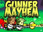 Gunner Mayhem - http://www.jogosdokizi.com.br/jogos/gunner-mayhem/ #2-Jogador, #2Pg, #Aventura, #Highscore, #Sobreviver, #Tiro #Jogos-de-2-Jogadores