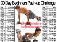 30 day squat challenge | 30 Day Squat, Push-up, and Crunch Challenge! Whos with me ...