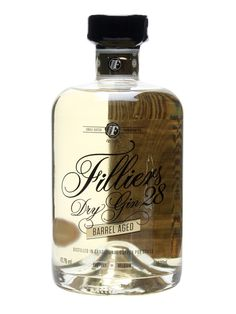 Filliers Dry 28 Barrel Aged Gin : Buy Online - The Whisky Exchange