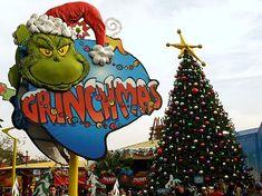 Grinchmas at Universal Studios & Islands of Adventure Orlando    www.facebook.com/tiaratravels
