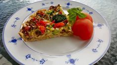 Kylling og bacon pai 4 Pers Paideig : 150 gr hvetemel 100 gr smør Smak til med...