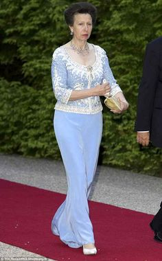 Princess Anne...
