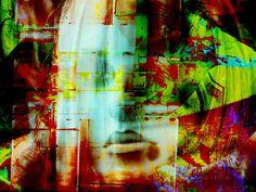 'Abstract view' von Gabi Hampe bei artflakes.com als Poster oder Kunstdruck $18.02