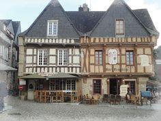 Auray, le port de St Goustan, Morbihan