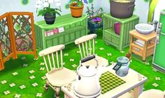 """""""I'm finally starting to really get into my designs now. Sally's apartment looks so nice doesn't it?"""" """"(0105-7754-250) """""""