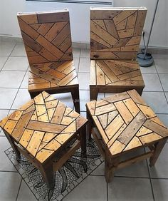 pallet chair 18
