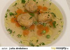 Mrkvové knedlíčky recept - TopRecepty.cz Ethnic Recipes, Food, Essen, Meals, Yemek, Eten