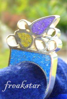 anillo, recostitucion de piedra