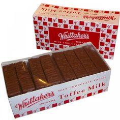 nz lollies | Toffee Milk – 72 Bars | Lollies NZ