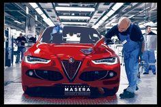 """Alfa Romeo Giulia: """"Avrà una linea classica e..."""" (FOTO)"""