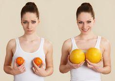 4 ejercicios para aumentar tu busto naturalmente