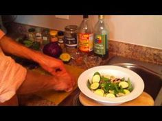 (Chris Beat Cancer) How to Make The Giant Cancer-Fighting Salad