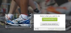 October 19, 2012 - Denuology.com:  Crowdsourcing used to identify products in photos