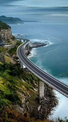 Beautiful Roads, Beautiful Places To Visit, Places To Travel, Places To See, Bridge Design, Road Trippin, Wonders Of The World, Landscape Photography, Paths