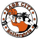 Rage City Roller Derby Logo