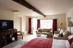 The Studio at The Durham Ox, Crayke, North Yorkshire, UK North Yorkshire, Durham, Ox, Places To Eat, Curtains, Drink, Furniture, Studio, Home Decor