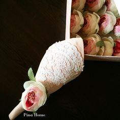 Çiçekli peçete halkalarımız.. 🌺🍂🌸 Bilgi ve sipariş için pinabutik@gmail.com 💬DM