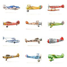 1000+ images about Airplane Art for Desi on Pinterest ...