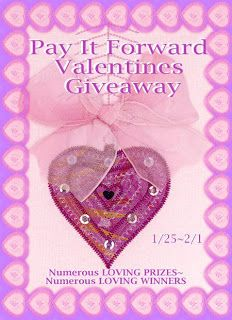 Sharing this Giveaway, you must come, and enter, over 1,500.00 worth of awesome prizes.Kimberly has put a lot of work into this celebration, please bring much love and many thanks, <3 Like and share....pay it forward....Good Luck Everyone..:-)