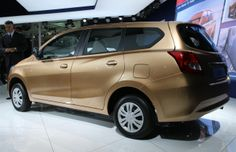 Datsun Go+ MPV unveiled- pictures inside !
