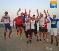 Limassol Running Club meet every Tuesday and Thursday at Dasoudi beach. You can find them at www.limassolrunningclub.com