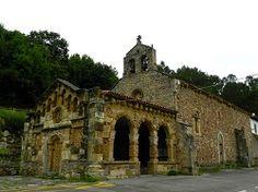 Santa Maria la Real Logrezana-Carreño, Asturias.