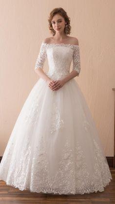 Disney Wedding Gowns, Sweet Wedding Dresses, Pretty Prom Dresses, Amazing Wedding Dress, Unique Prom Dresses, Princess Wedding Dresses, Elope Wedding, Ball Dresses, Bridal Dresses