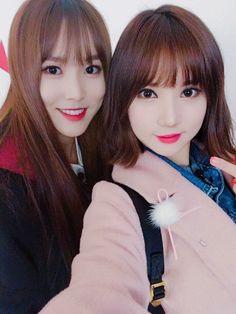 Yuju & Eunha