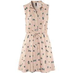 H Dress ❤ liked on Polyvore