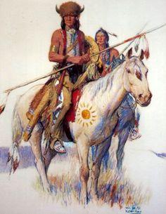 Blackfoot Warriors