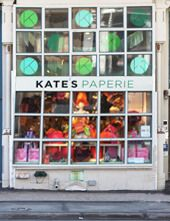 Kate's Paperie- 188 Lafayette Street (near the corner of Broome and Lafayette)