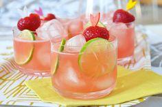 Strawberry Watermelon Cooler.