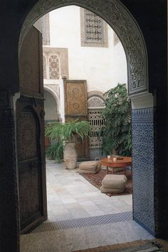 Moroccan Interior Design Style | INDOOR Solution Photo