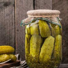 Trükkös magyar háziasszony: Őrület, miben teszi el télire az uborkát Chutneys, Sugar Craft, Pickles, Cucumber, Cooking Recipes, Foods, Drinks, Fruit, Tutorials