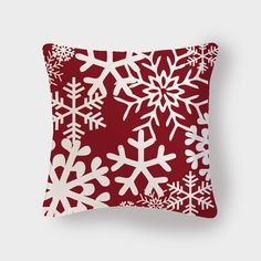Cojín Snowflakes Rain Invertido by Pilou.  Decoración navideña al estilo decohunter. x-mas. navidad. Decohunter. Encuentra dónde comprar este diseño y Producto en Colombia