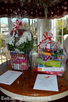 Theme Baskets, Themed Gift Baskets, Diy Gift Baskets, Basket Gift, Gift Hampers, Fundraiser Baskets, Raffle Baskets, Diy Holiday Gifts, Diy Gifts
