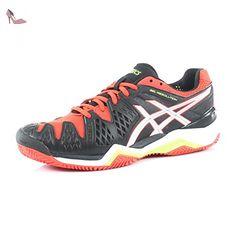 Gel-Lyte, Chaussures de Running Homme, Multicolore (Black/Black 9090), 44.5 EUAsics