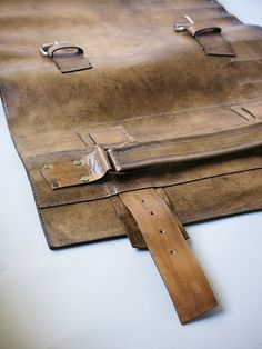 Leather Knife Roll // Luxurious Chefs Gift от fullgive на Etsy