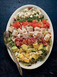 Cobb Salad Recipe Recipe Recipe - Saveur.com recipes