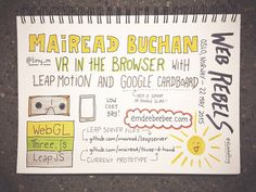 Web Rebels 2015 // Mairead Buchan